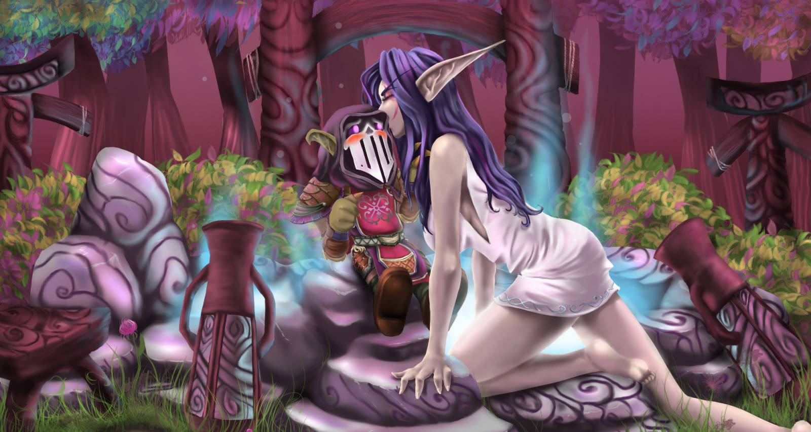 Nightelf futa adult videos